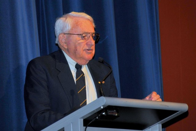 Compere - Mr Tommy Carter OAM